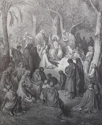 9393s - Die Bergpredigt - The Sermon on the Mount von stiche. biz