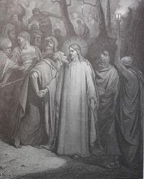 9409s - Judas Verrat - Judas betrayal  von stiche. biz