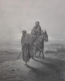 9413s - Flucht aus Ägypten - Escape from Egypt by stiche. biz