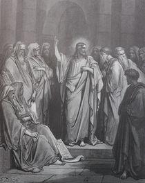 9459s - Jesus in der Synagoge - Jesus in the synagogue von stiche. biz