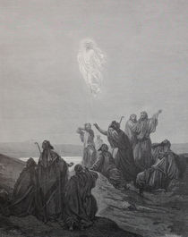 9467s - Christi Himmelfahrt - Ascension of Christ by stiche. biz