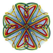 True Heart Mandala by themandalalady