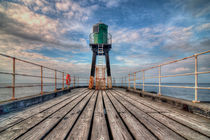 Whitby Harbour West Pier von Steve H Clark Photography
