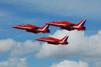 The Red Arrows - Fairford 07 by Steve H Clark Photography