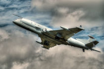 Nimrod MRA4 - Maritime Patrol and Attack Aircraft by Steve H Clark Photography