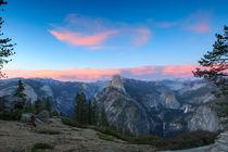 Sunset Yosemite NP von Dominik Wigger