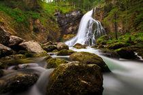 Gollinger Wasserfall by Dominik Wigger