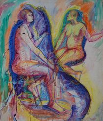 Nudes in Dialogue von John Powell