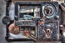 Old Coin Electric Meter von Steve H Clark Photography