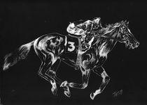 'Polo Horse' von tiritilli