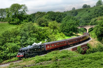 North Yorkshire Moors Railway von Steve H Clark Photography