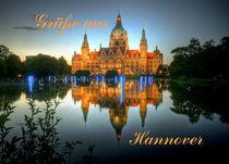 Grüße aus Hannover von elke krause