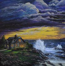 'Das Haus am Meer' von Peter Schmidt