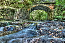 Bridge over May Beck by Steve H Clark Photography