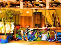 Bike-shelter