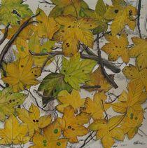Herbstgold von Sabine Sigrist