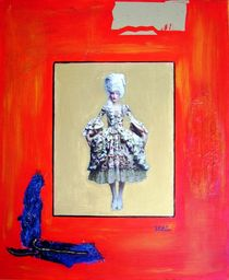 Marie-Antoinette by Marie-Ange Lysens