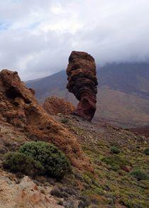 Teneriffa, Nationalpark El Teide, Finger Gottes von anowi