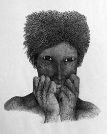 Apunda (one who is beside herself) by sassyart