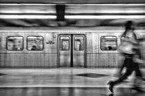 Missed It On The Toronto Transit by Brian Carson