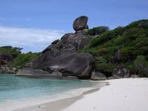 Similan Island 2 Thailand by anowi
