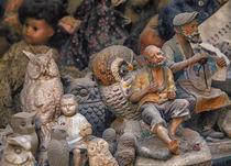 Puppen von Roland Bedernik