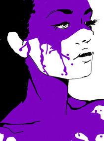 Violet von Maria Buzueva