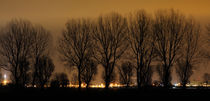 Lichter in der Nacht - Lights at night by ropo13