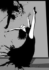 Dancing von Maria Buzueva