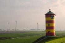 Leuchtturm Pilsum - Lighthouse Pilsum  by ropo13