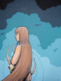 Stille von Tina Tabell