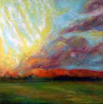Aufziehende Wolken von Robert Georg Günther