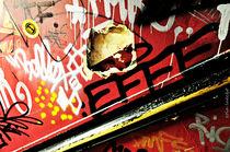 Grafitti I by Zoia Luecht
