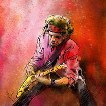 Keith Richards 03 von Miki de Goodaboom