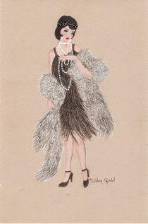 A Girl and Her Fur von Linda Ginn
