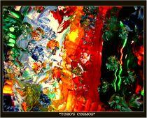TOBO'S  COSMOS  - by ArteOmni by ARTEOMNI -