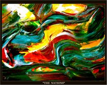 THE  NATIONS   - by ArteOmni von ARTEOMNI -