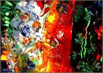 TOBO'S  COSMOS  - by ArteOmni - randlos DIN-Format by ARTEOMNI -