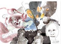 'Kopfkino' von Reiner Poser