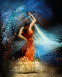 Flamencoscape 05 by Miki de Goodaboom