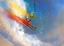 Ski Jumping 01 by Miki de Goodaboom