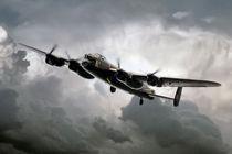 Avro Lancaster by James Biggadike