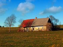 Alter Bauernhof   Architekturfotografie von Patrick Jobst