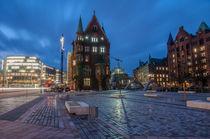 Hamburg Speicherstadt VII by elbvue