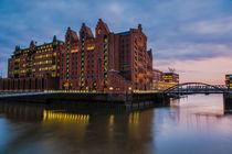 Hamburg Speicherstadt V Maritimes Museum von elbvue von elbvue