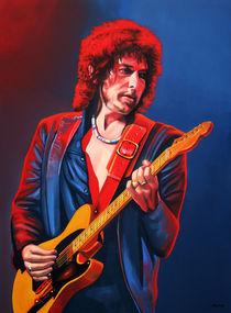 Bob Dylan painting von Paul Meijering