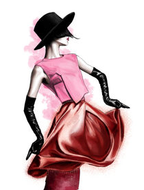 Aymeline Valade by Tania Santos