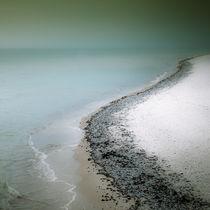 """""""Coast line"""" Rügen, a winter journey von Jana Mänz"""