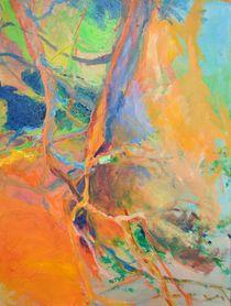 Wurzel II by Britta Fäth