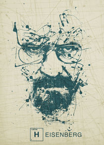 Walter White by carabarts